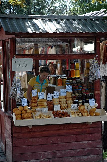 Novice Cheese Monger